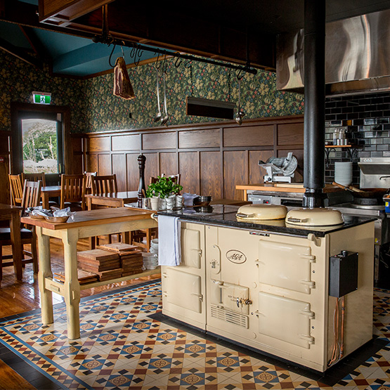 AGA Kitchen - Private Dining & Function Venue Christchurch - The Tannery