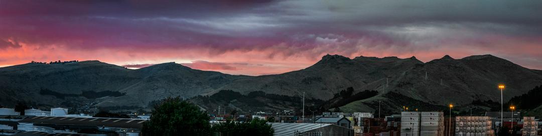 Metropolitan Lounge panoramic view - The Tannery Christchurch