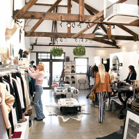Raw Nova - shopping at The Tannery Christchurch
