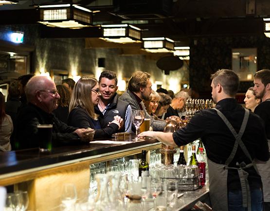 Blue Smoke Bar & Restaurant Christchurch