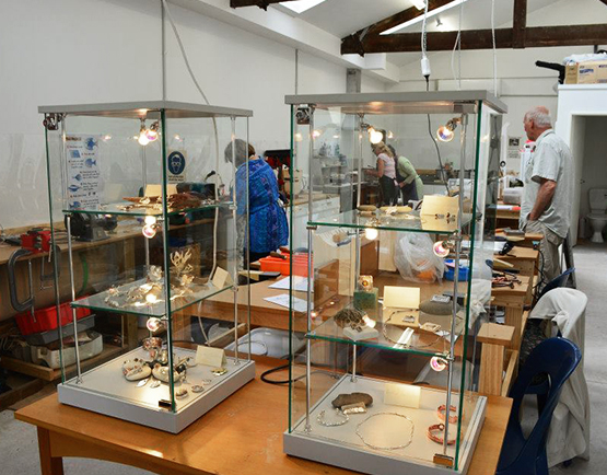 Silversmiths' Guild of Canterbury - jewellery shopping at The Tannery Christchurch