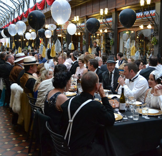 Dinner Party, Event & Function Venue - The Tannery Christchurch