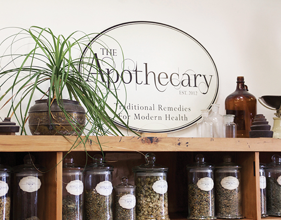 The Apothecary - shopping at The Tannery Christchurch