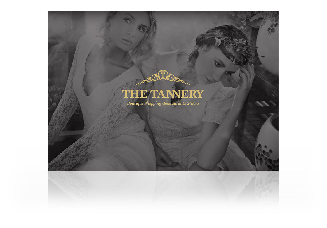 The Tannery Boutique Shopping Gift Voucher