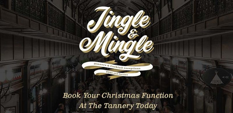 Christmas functions at The Tannery
