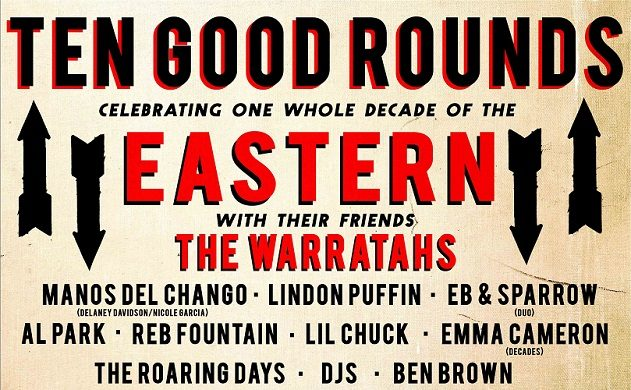 10 Good Rounds Music Event The Tannery