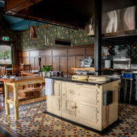 The AGA Kitchen - Private Dining Room and Function Venue at The Tannery Christchurch