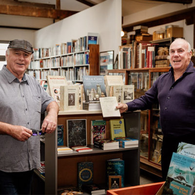 Smiths Bookshop at The Tannery