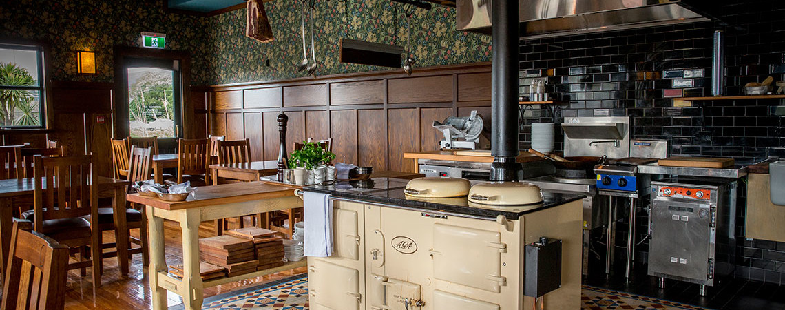 The AGA Kitchen, Private Dining Restaurant & Function Venue at The Tannery