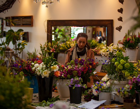Mrs Bottomleys Flowers - Florist at The Tannery