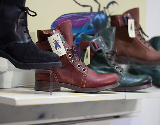 Fascino Shoes - shopping at The Tannery Christchurch