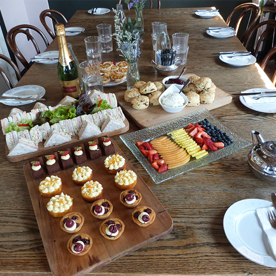 Snacks and sweet treats - meeting rooms christchurch - The Tannery functions