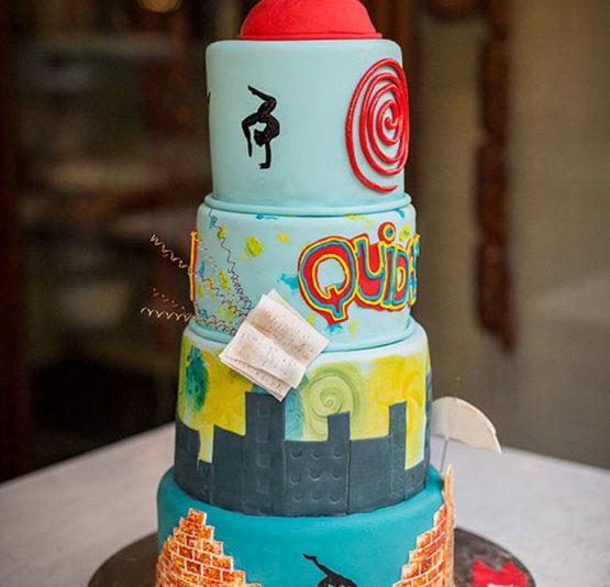 Cirque du Soliel Quidam party