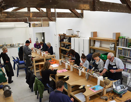Silversmiths' Guild of Canterbury - shopping at The Tannery Christchurch
