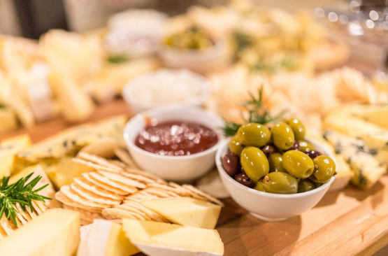 Cheeseboard Platter - Venue Hire Christchurch - The Tannery Functions & Restaurants