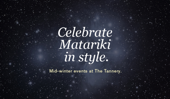 Matariki mid winter events - The Tannery Function Venue