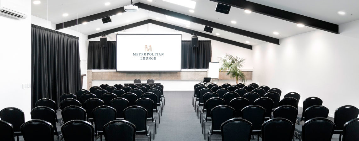 Conferences & Functions at The Metropolitan Lounge -The Tannery in Christchurch