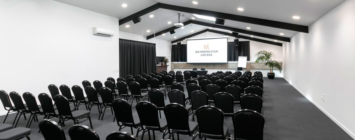 Conference Venue & Business Functions at The Metropolitan Lounge -The Tannery in Christchurch