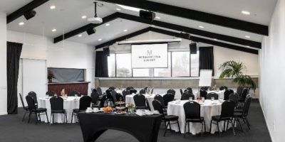 Metropolitan Lounge function & conference venue