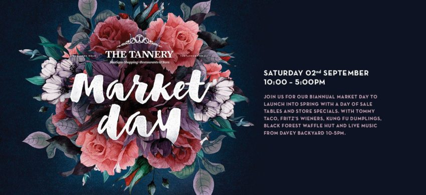 the tannery spring market day 2017