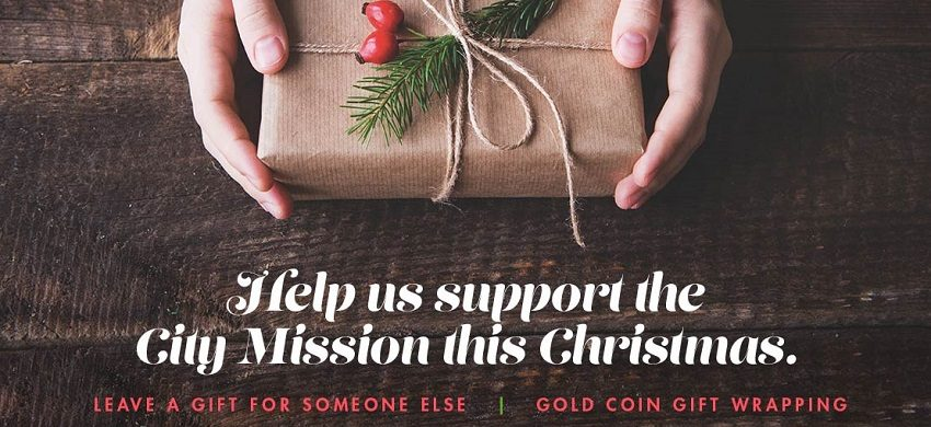 City Mission Christmas Appeal