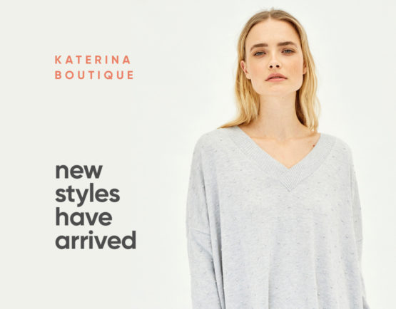 Katerina Boutique new season - Boutique shopping at The Tannery