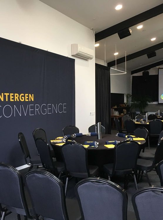 Meetings and conference venue at The Tannery