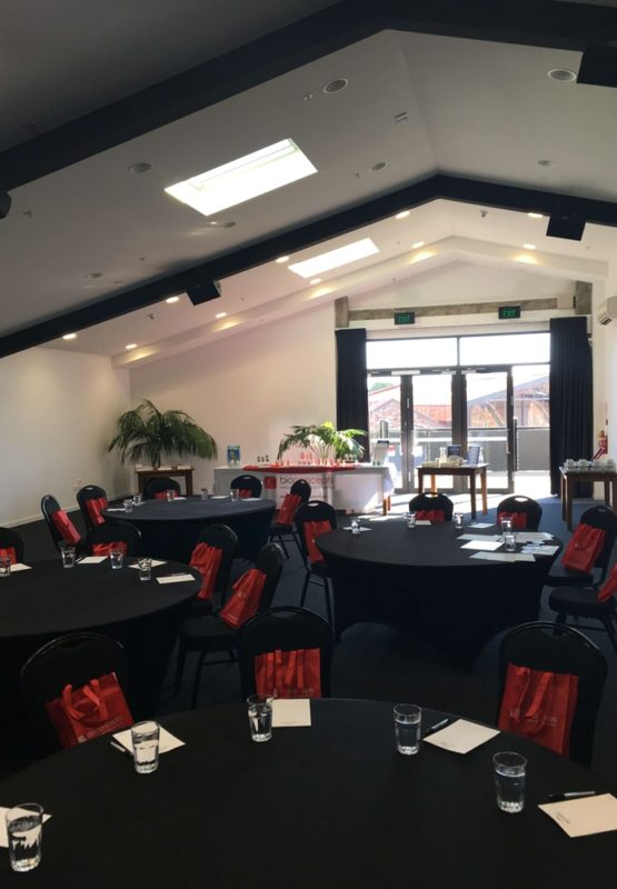 Corporate functions & corporate dinners at The Tannery in Christchurch