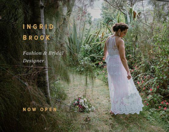 Ingrid Book Fashion & Bridal Designer at The Tannery