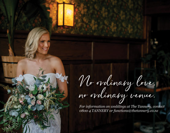 Blue Smoke Weddings at The Tannery
