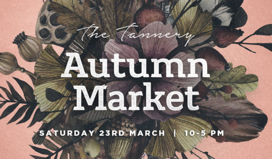 Autumn Market at The Tannery