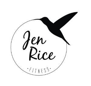 Jen Rice Fitness Logo