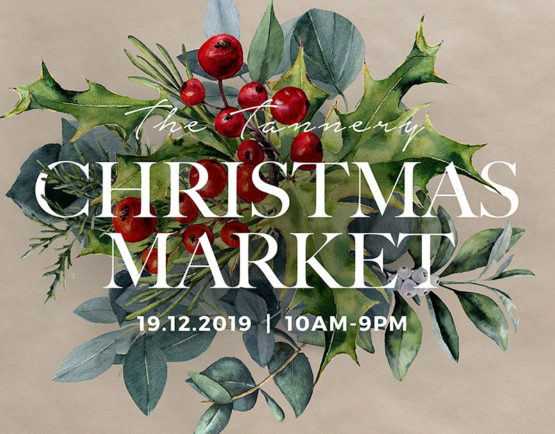 Christmas Market Day 2019 at The Tannery