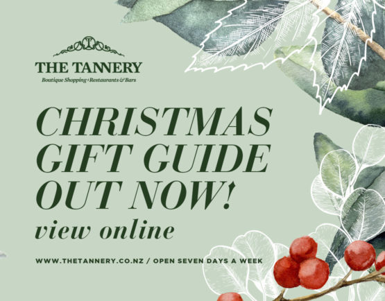 The Tannery Christmas Gift Guide