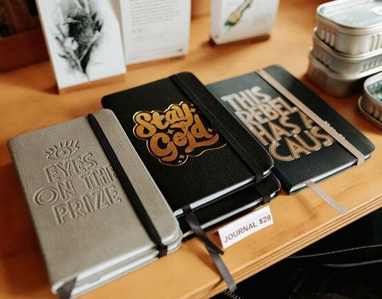 Journals at Hapa