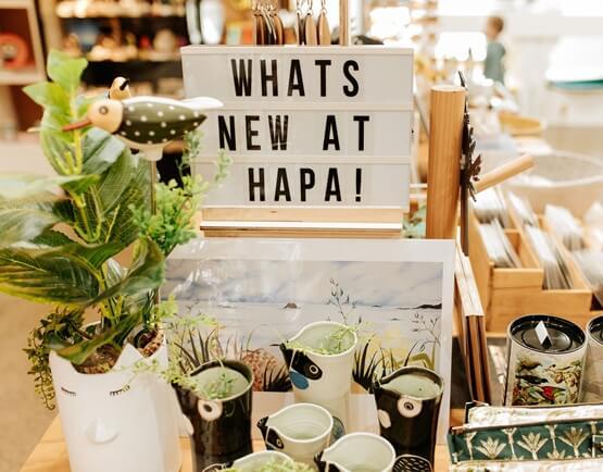 Hapa - whats new at HAPA