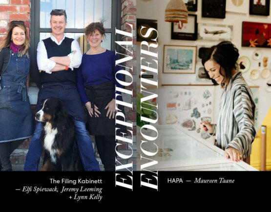 Exceptional Encounters - stories from our retailers