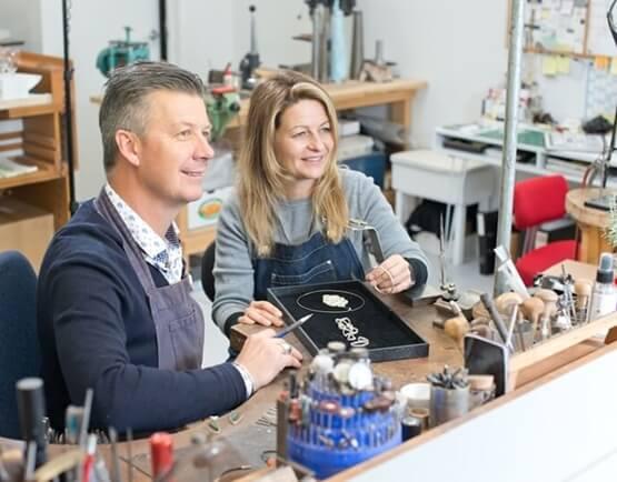 the filing kabinett making jewellery