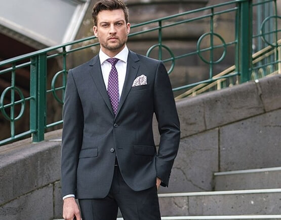 Full Suit at Munns the Man's Store