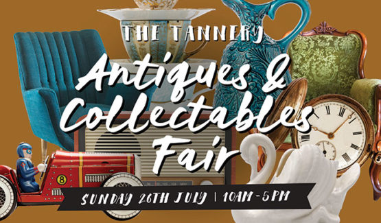 Antiques and Collectables Fair at The Tannery