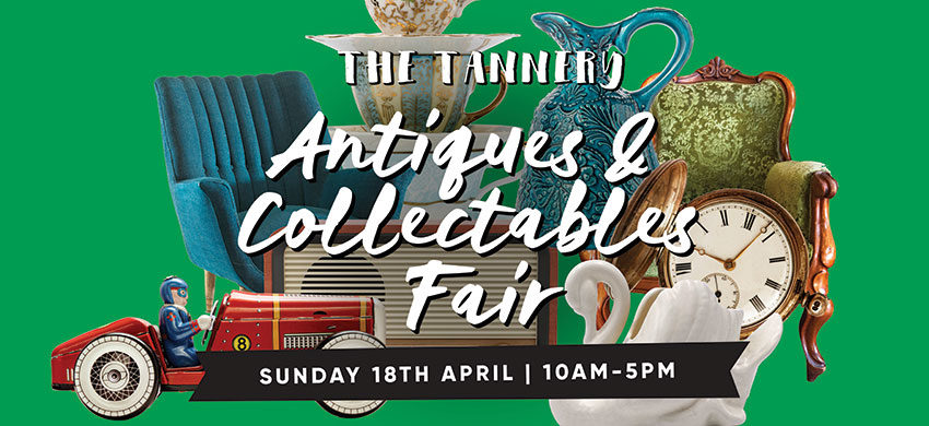 Antiques and Collectibles Fair April 2021